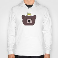 brave Hoodies featuring Brave by Kingdom.of.the.Geek