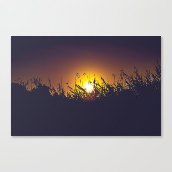 I Hope You're Not Lonely Without Me Canvas Print