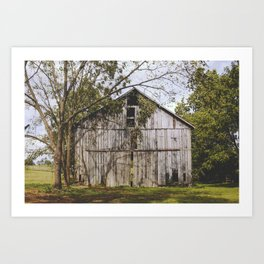 Kentucky, United States Art Print