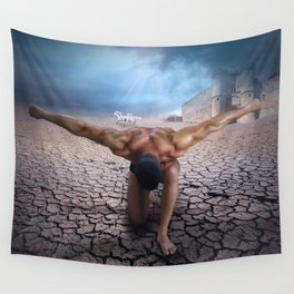 the slave Wall Tapestry