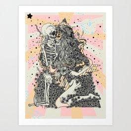 tessellate Art Print