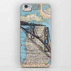 Michigan iPhone & iPod Skin