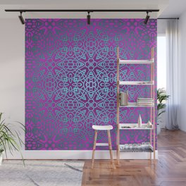 70's style Celtic Knotwork V2 Wall Mural
