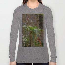 Aloe Plant Long Sleeve T-shirt