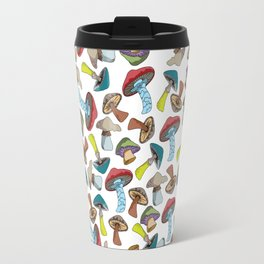 Mushroom Dreams Travel Mug