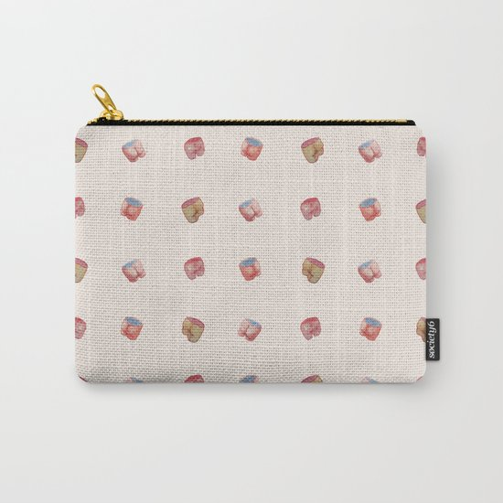 Pink Butts Carry-All Pouch