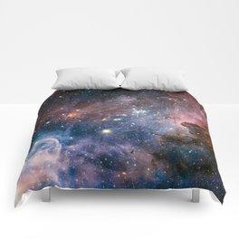 The Carina Nebula Comforters