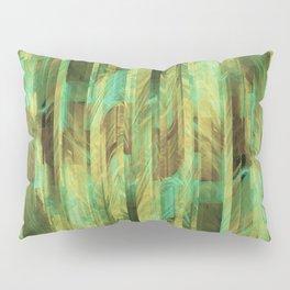 Greeny Dreams Pillow Sham