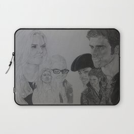 Your Beginnings Laptop Sleeve