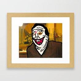 Jinn #4 Framed Art Print