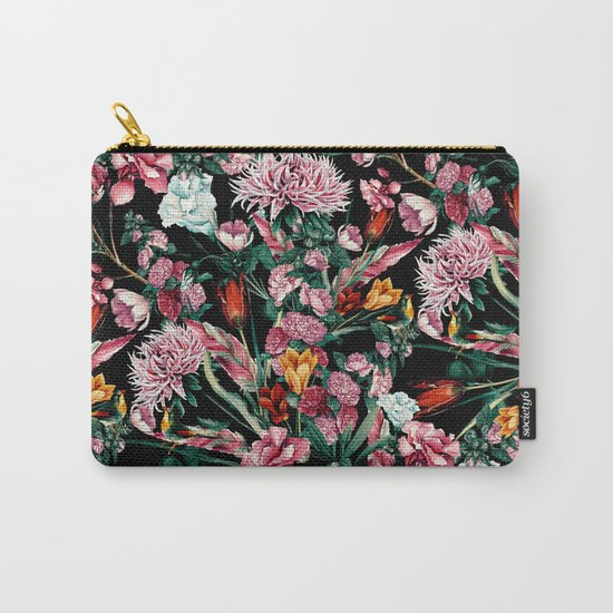 RPE SEAMLESS FLORAL IX Carry-All Pouch