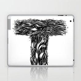 The Illustrated T Laptop & iPad Skin