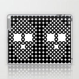 Retro Skull #3 Laptop & iPad Skin