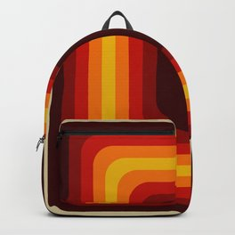 Retro Design 01 Backpack