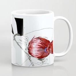NUDEGRAFIA -25 bluehair Coffee Mug