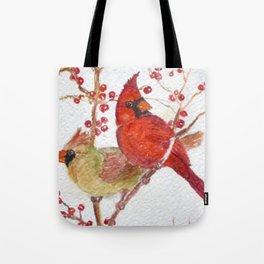 Cardinals Tote Bag