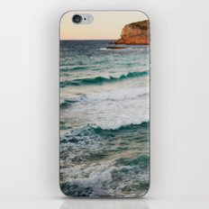 MEDITERRANEAN WAVES iPhone & iPod Skin