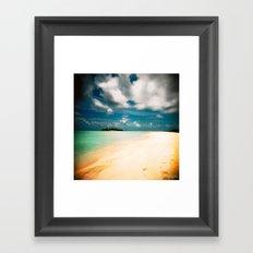 Maldives 01 05 Framed Art Print