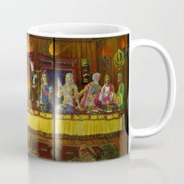 Pantheon Table Coffee Mug