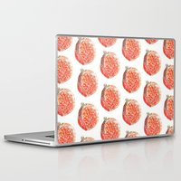 pomegranate Laptop & iPad Skins featuring Pomegranate by Imanol Buisan