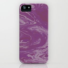 Pink Hot Springs iPhone Case
