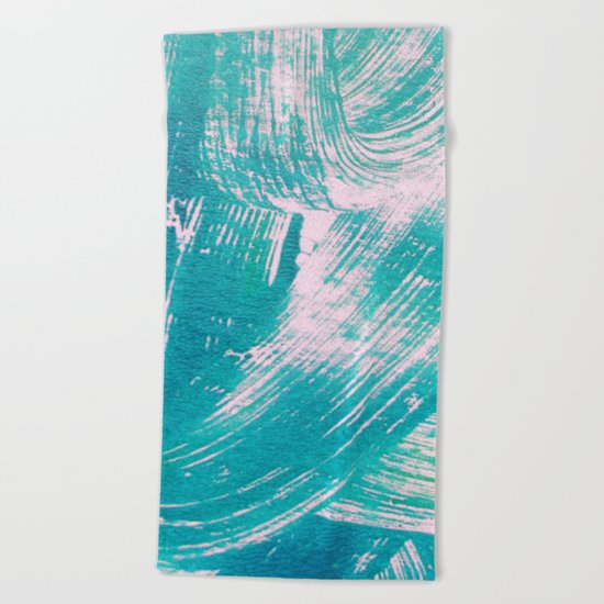 Turquoise Beach Towel