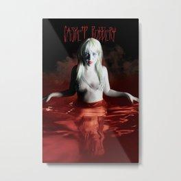 Evolution of Evil Metal Print