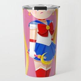 Little Warriors: Sailor Moon Travel Mug