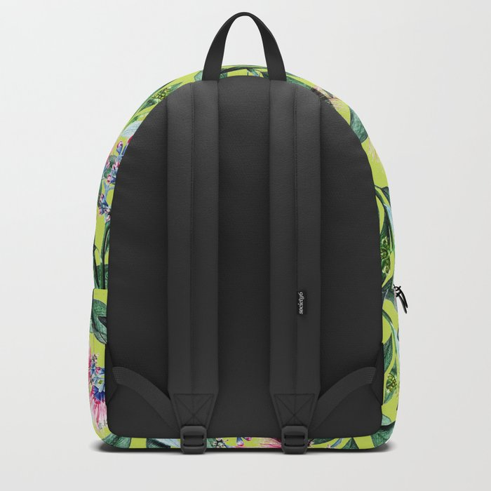 Floral Cure #society6 #decor #buyart Backpack