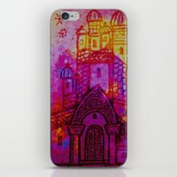 russia iPhone & iPod Skins featuring Russia  by Kaxton