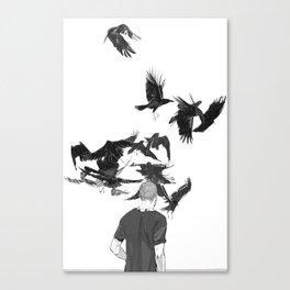 Dream Thief Canvas Print