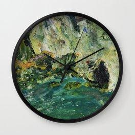 Mystical Cove Wall Clock