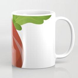 Cartoon Radish Food Coffee Mug