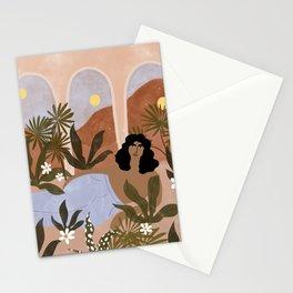 Desert Life Stationery Cards