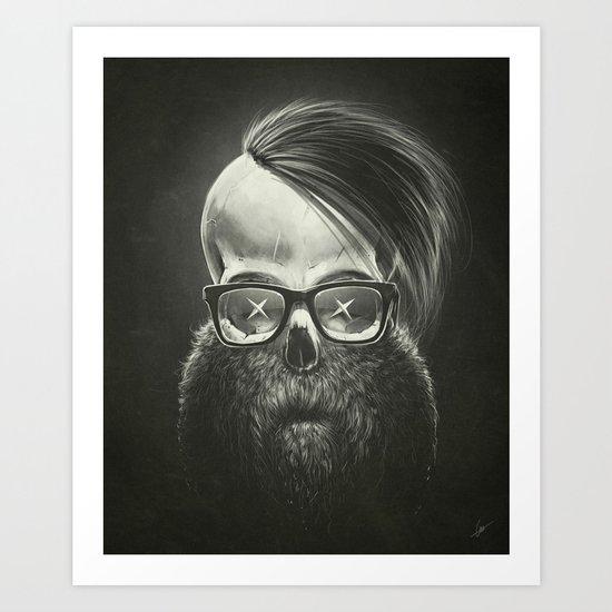 N.E.R.D. - (No-One Ever Really Dies) Art Print