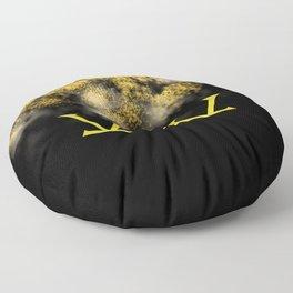 lowkey Vega sandwich Floor Pillow