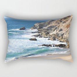 CALIFORNIA COAST - BLUE OCEAN Rectangular Pillow