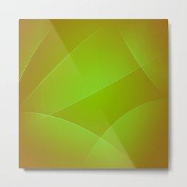 Olive, Lima & Limeade Colors Metal Print