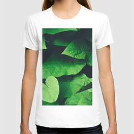Fresh Green Leaves T-shirt