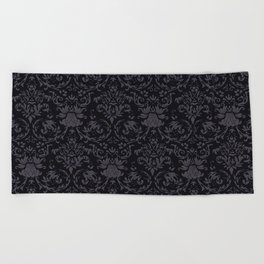Victorian Gothic Beach Towel