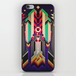 Rocket Vamp iPhone Skin