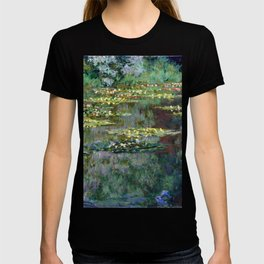Claude Monet Le Bassin des Nympheas T-shirt