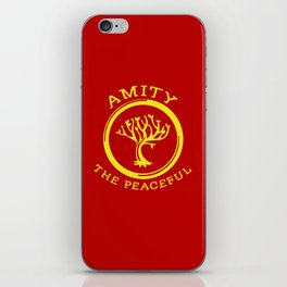 Divergent - Amity The Peaceful iPhone Skin