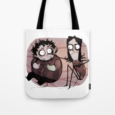Burton Grumps Tote Bag