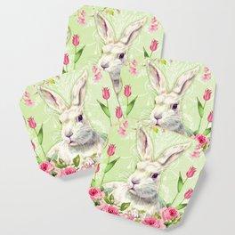 Spring Bunny Coaster