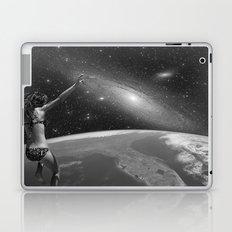 Jump into Nothing Laptop & iPad Skin