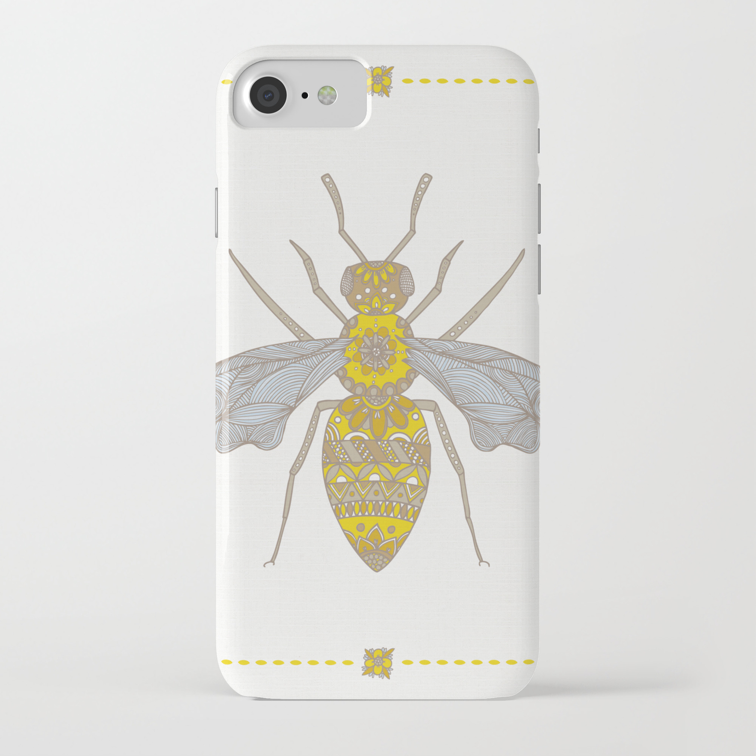 bees iphone 7 case