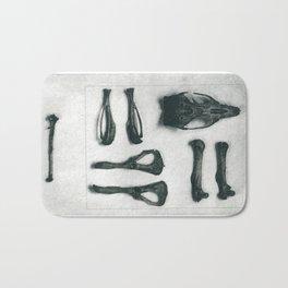 Bones Bath Mat