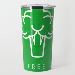 MEAT FREE ZONE Travel Mug