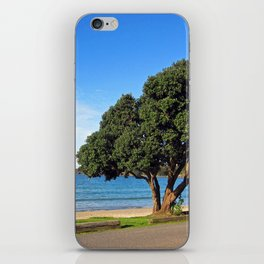 Sit and watch iPhone Skin
